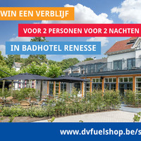 Badhotel Renesse sponsors loyalty card campaign for Total's East Flanders petrol stations